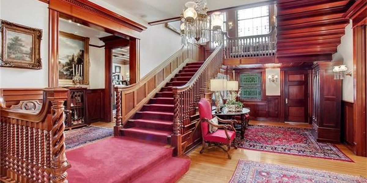 Take a look inside this dreamy Saint Charles Avenue mansion for sale