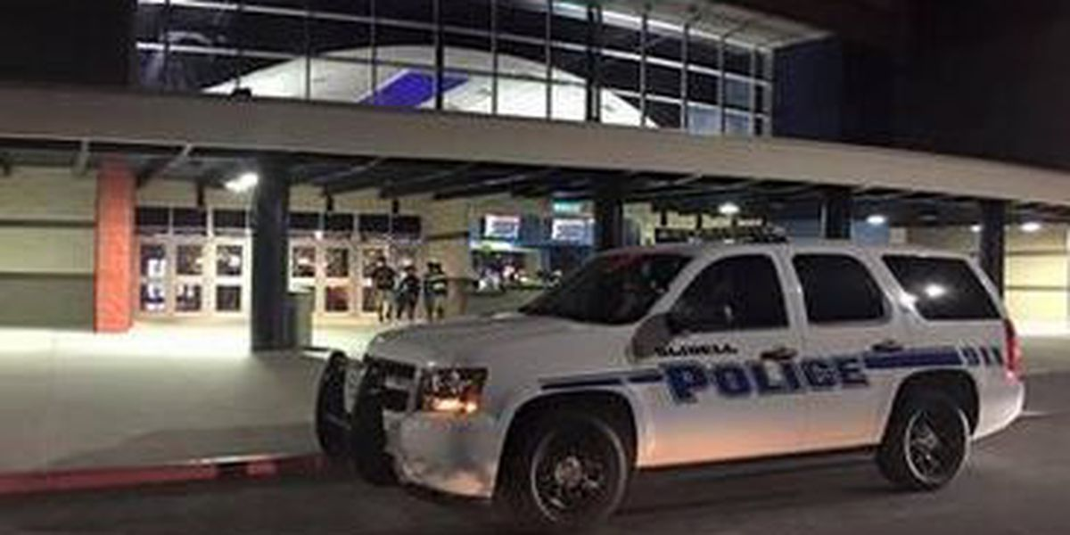 Going to the movies in the N.O. area? You'll see plenty of police