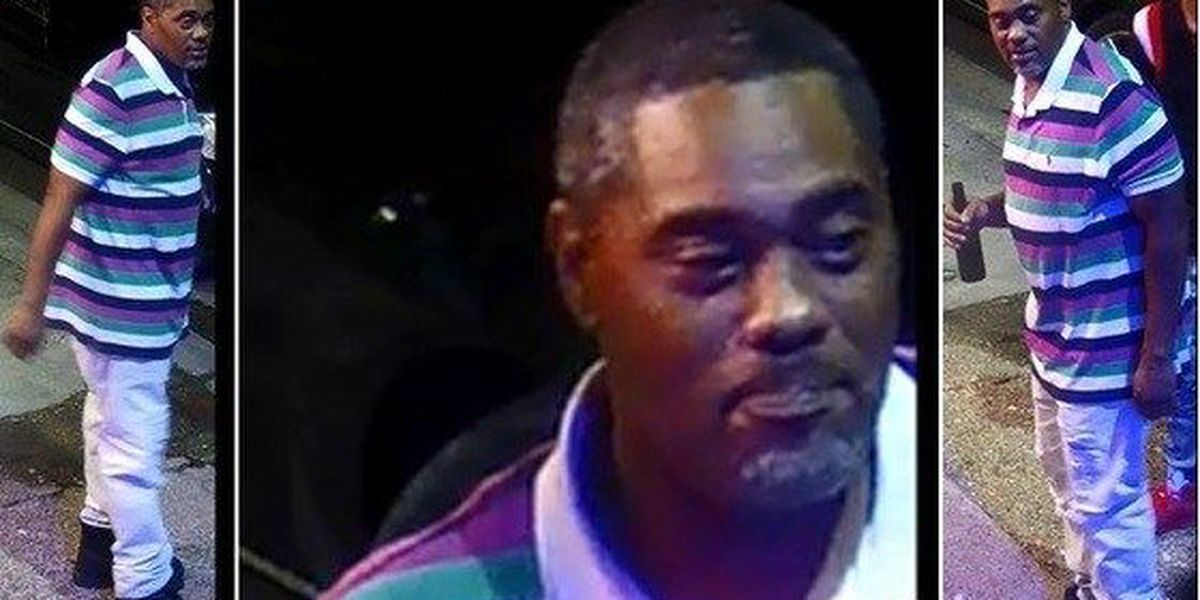 VIDEO: Man sought after striking victim in head with beer bottle, NOPD says