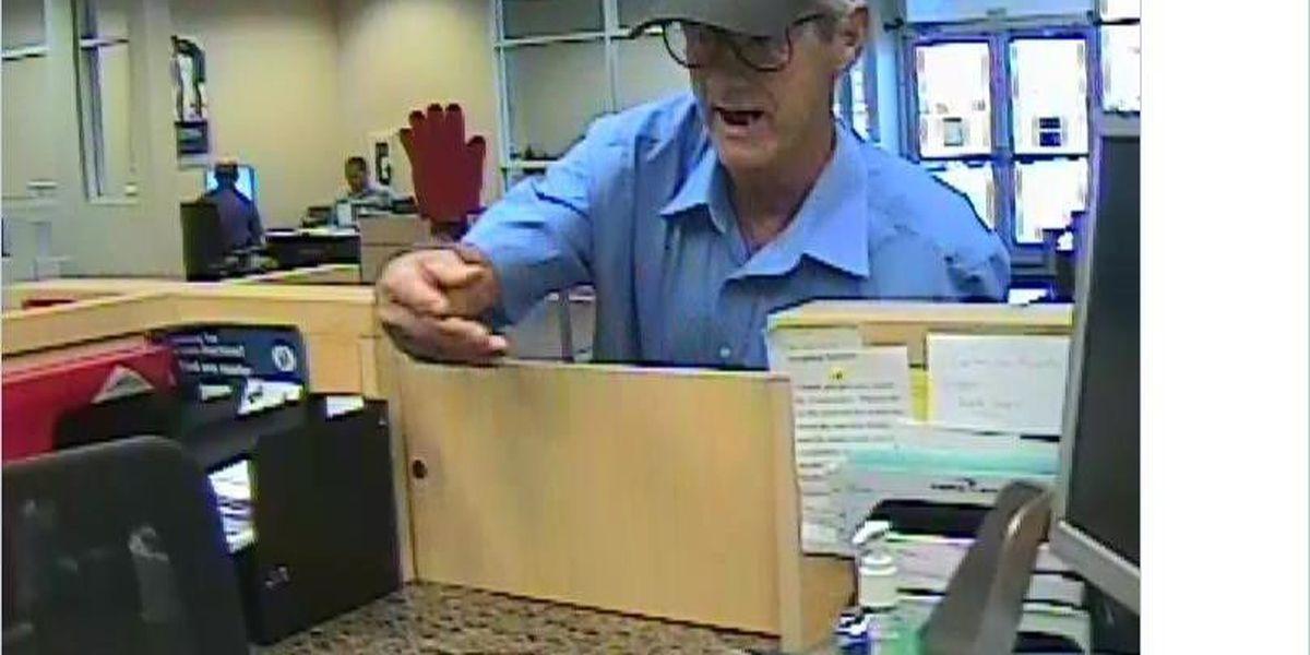 'Career criminal' arrested in Gretna bank robbery