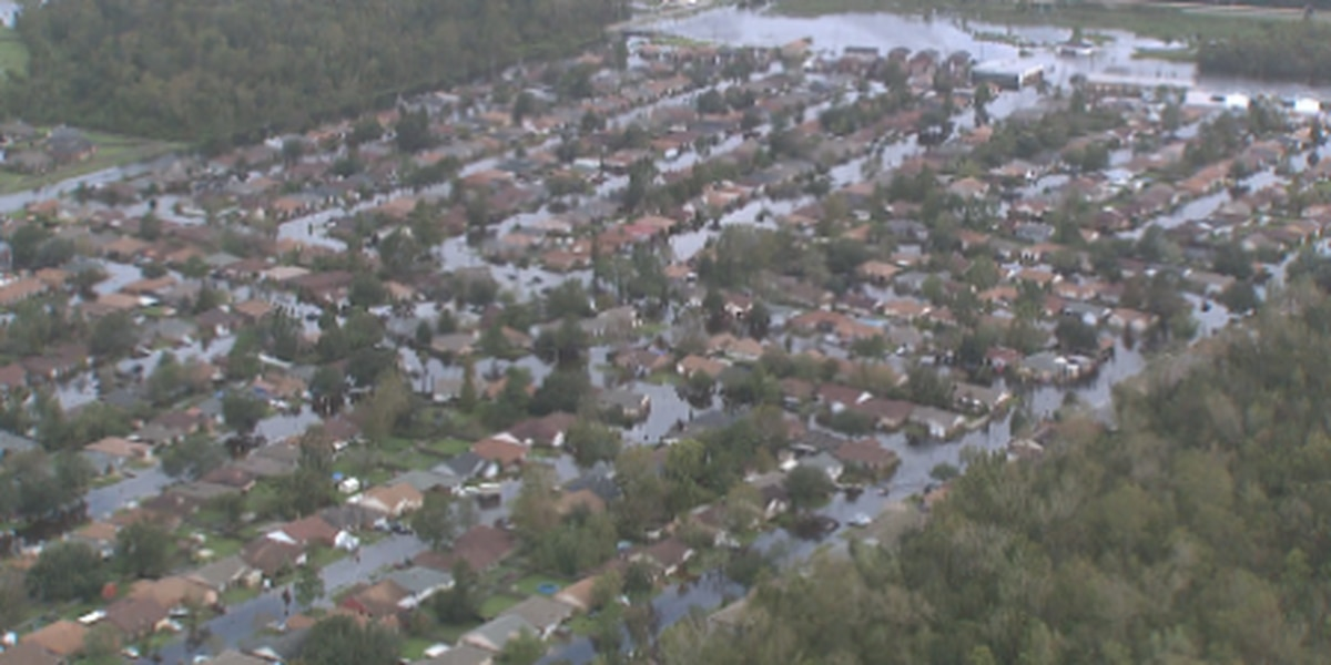 Local, federal officials celebrate funding milestone for River Parishes flood protection