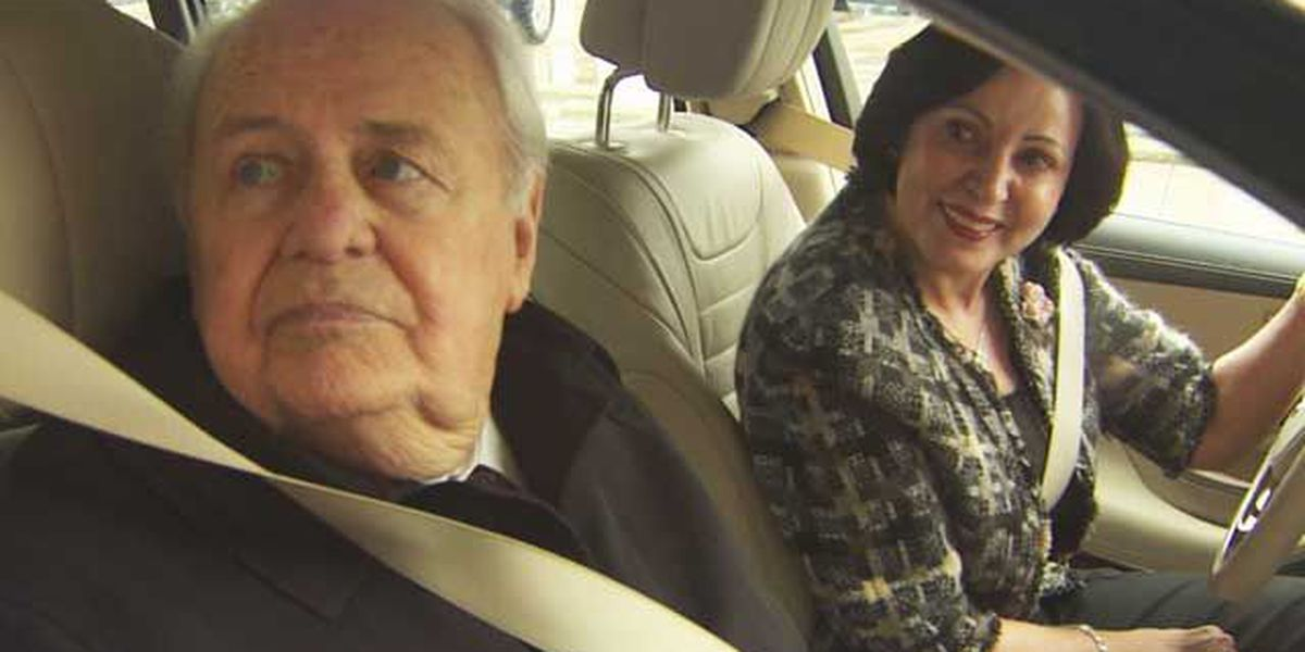 Exclusive: Tom Benson speaks to FOX 8 for first time since family power struggle