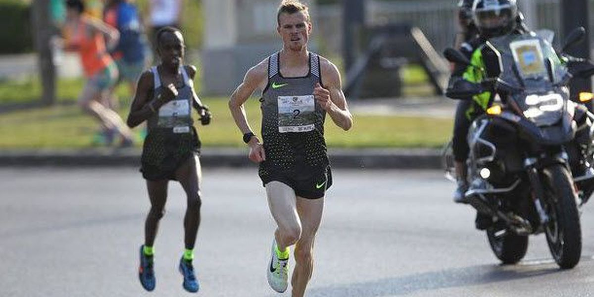 New Zealand native wins 39th annual Crescent City Classic