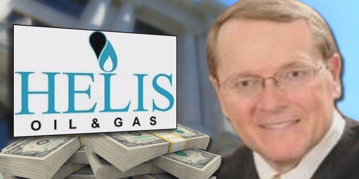 Zurik: La. Supreme Court justice took campaign cash from Helis