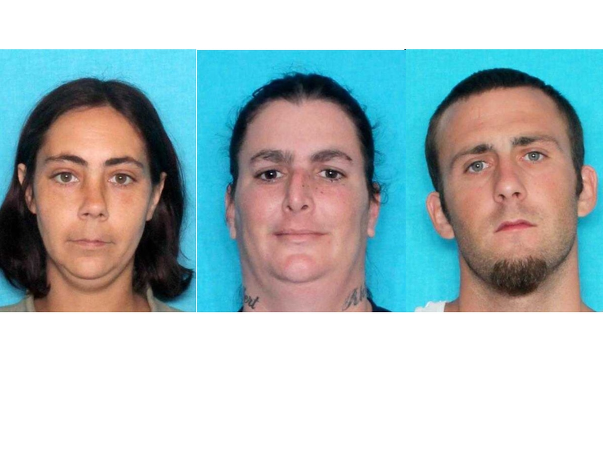 Houma trio arrested for drugging woman, human trafficking