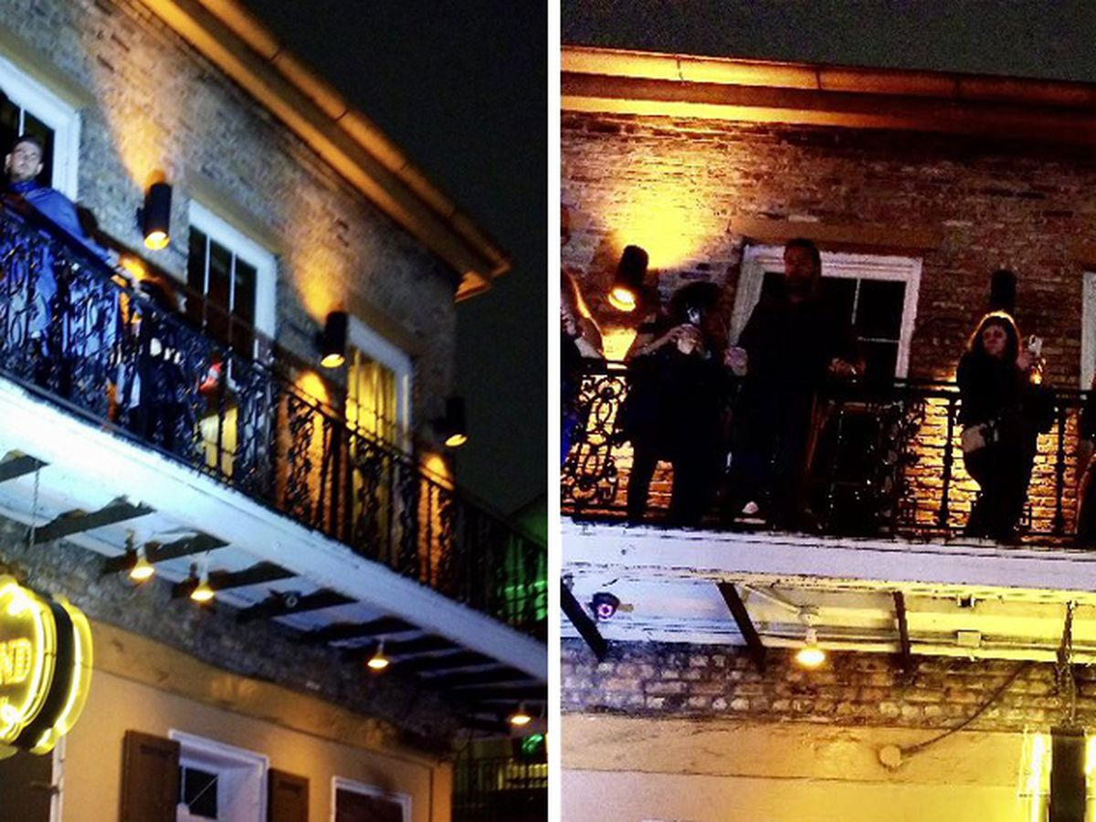 Two Bourbon Street bars shut down night before restrictions take effect