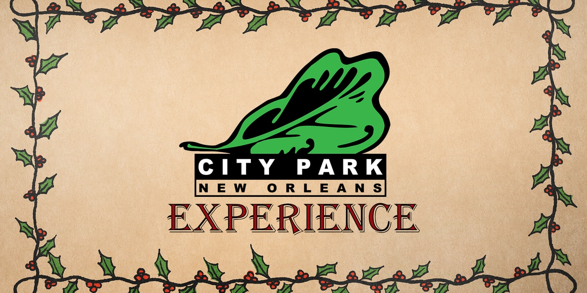 OFFICIAL CONTEST RULES: New Orleans City Park Experience Giveaway