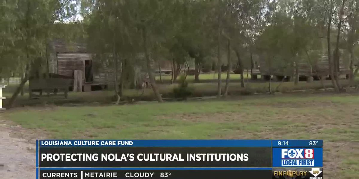 Louisiana Culture Care Fund