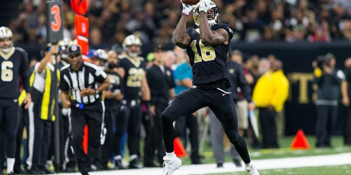 Saints WR Brandon Coleman to begin camp on PUP list