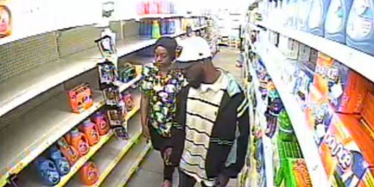 NOPD: Couple wanted for stealing laundry detergent