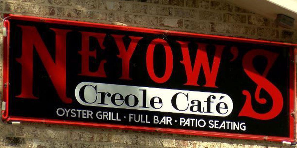 Gunmen rob Neyow's Creole Cafe Sunday night