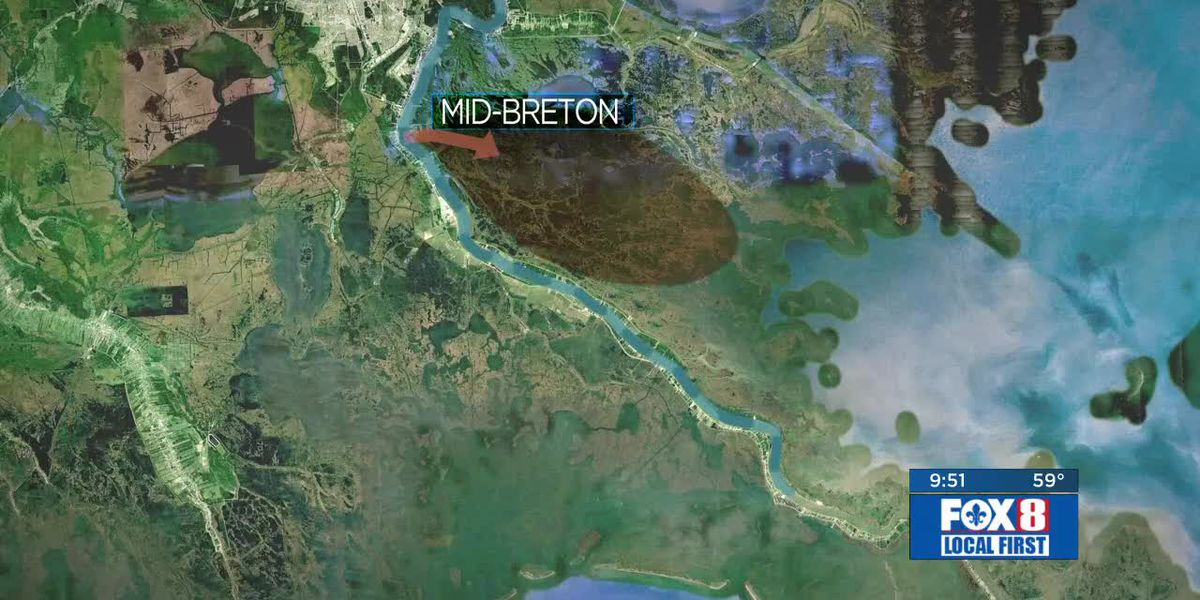 State plans for river diversions spark a 'mud fight' over coastal restoration