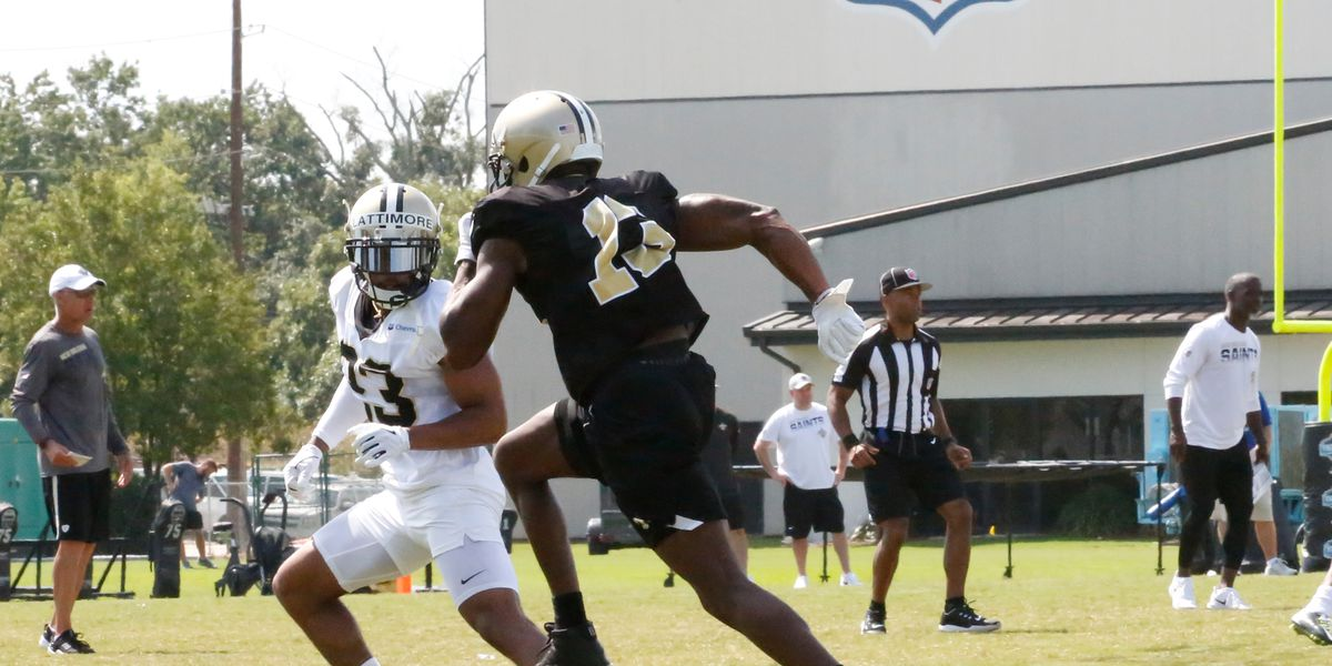 After Further Review: Five takes from Saints practice #6