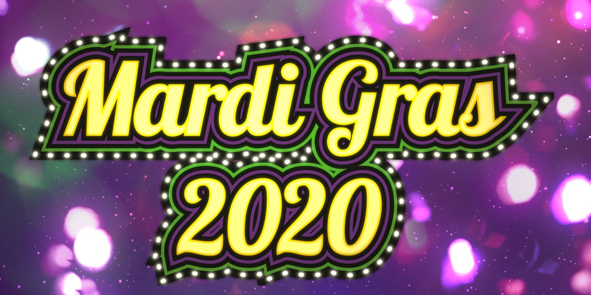 WATCH LIVE: Thousands to pack parade routes for Mardi Gras 2020