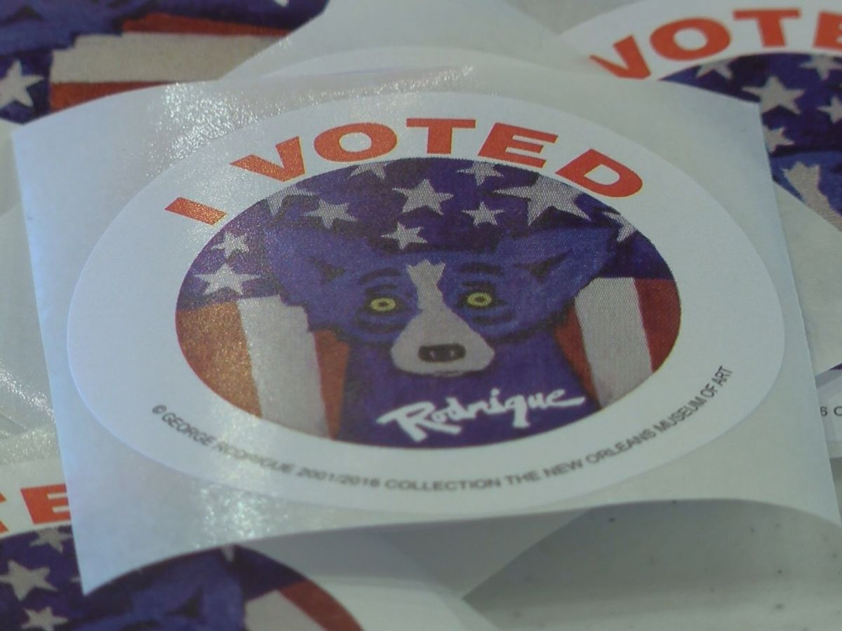 Louisiana voting rights change not causing surge in signups