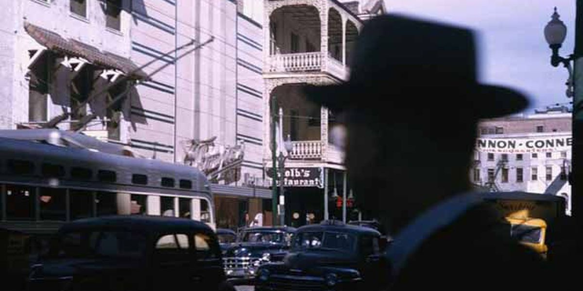 NOLA 300: New Orleans in the 1950s