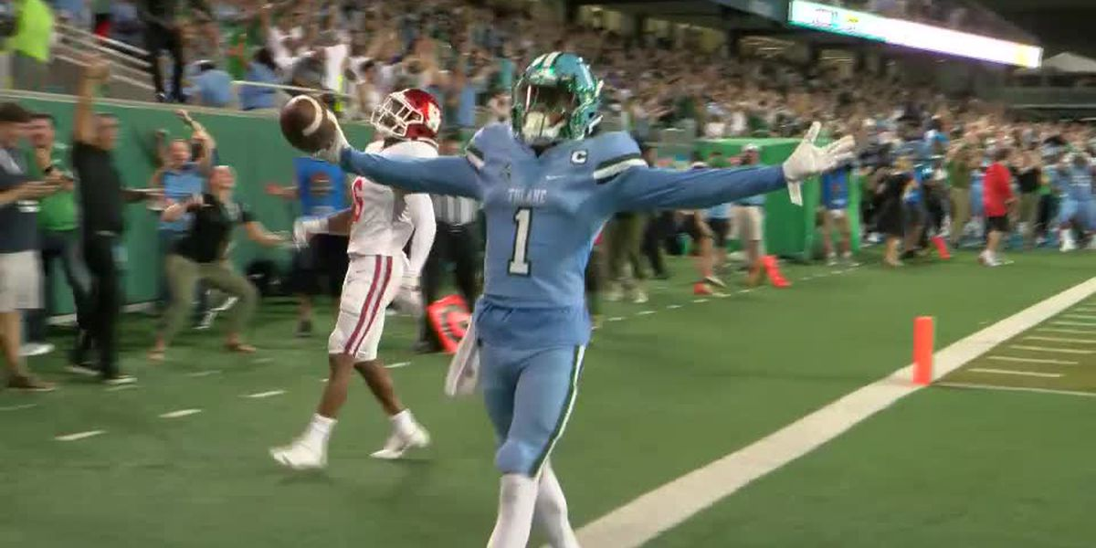Tulane wins last-second thriller over Houston, 38-31