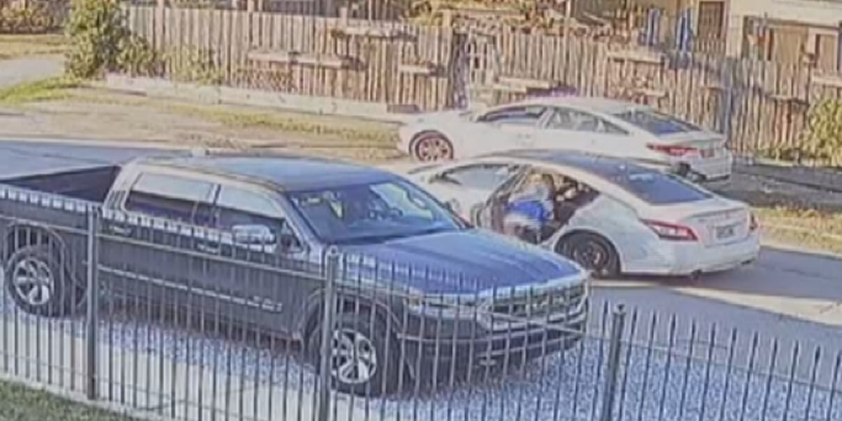 Police search for stolen car used in latest vehicle burglaries in Lakeview
