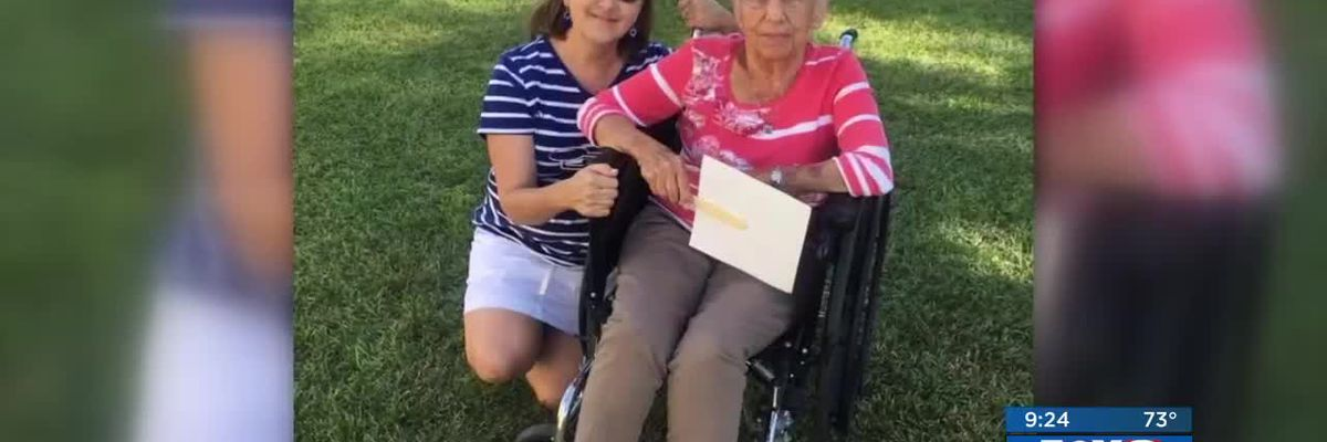 Daughter pulls mom out of nursing home amid new guidelines
