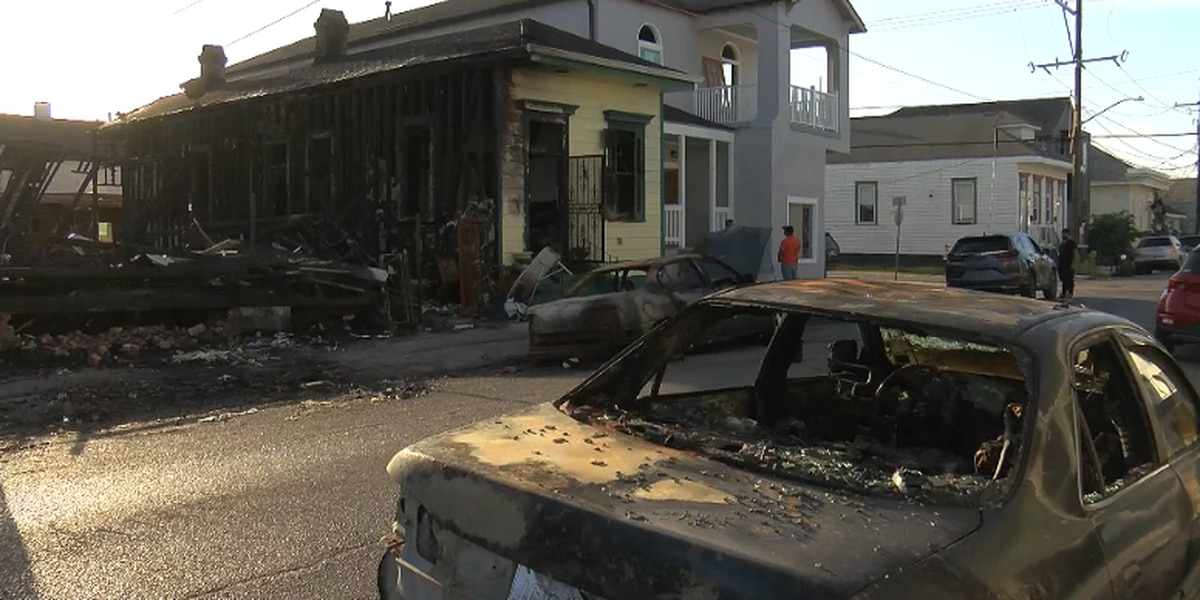 Victim in 3 alarm Treme fire says it could have been avoided