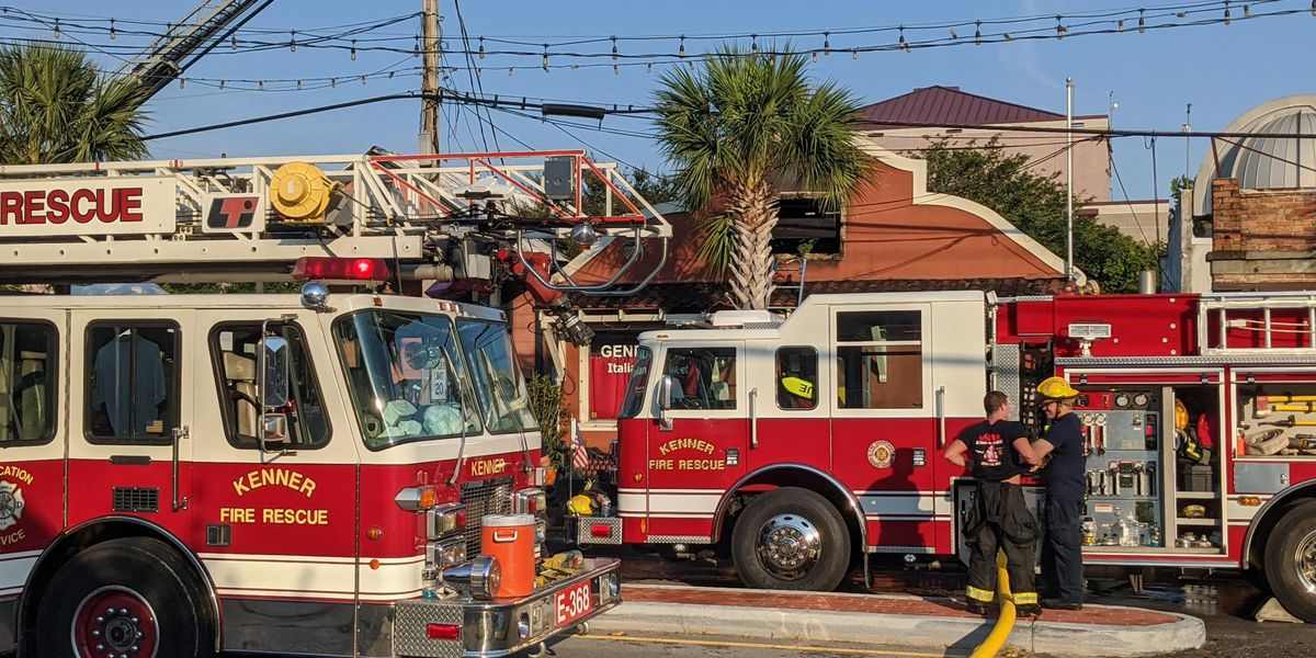 Fire Marshal: Gendusa's Restaurant fire caused by pork left cooking overnight