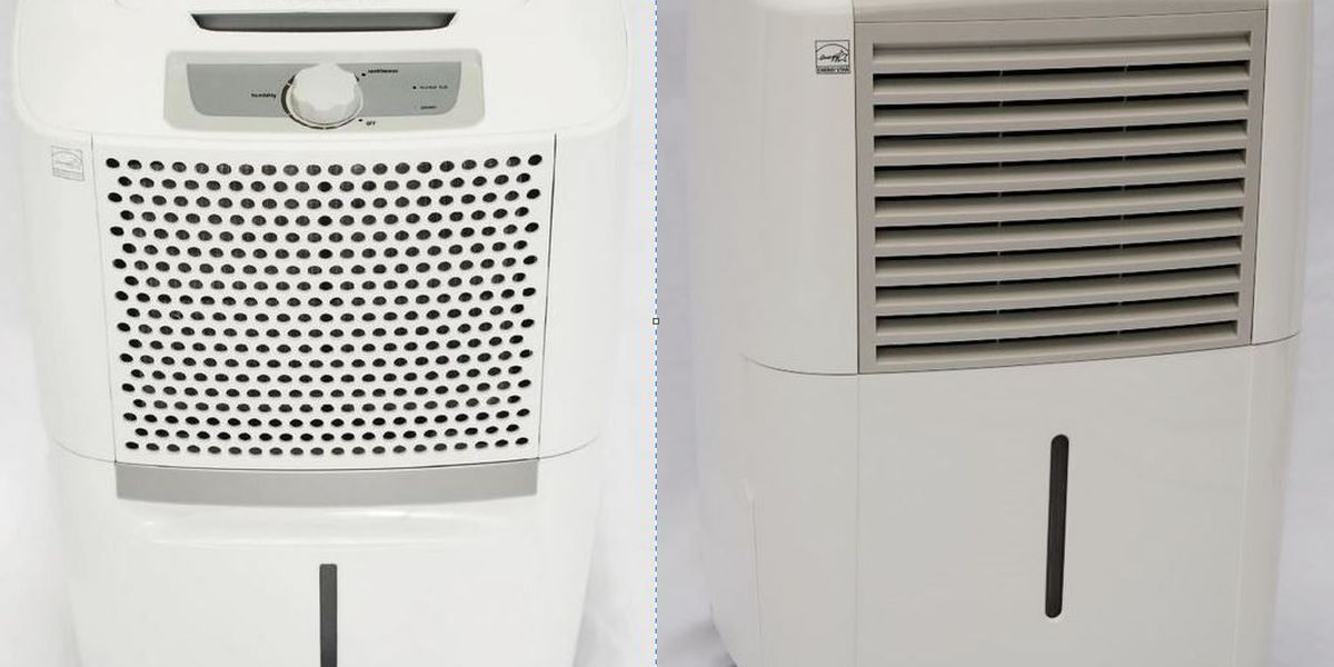 Dehumidifiers recalled over fires; linked to $4.8 million in property damage
