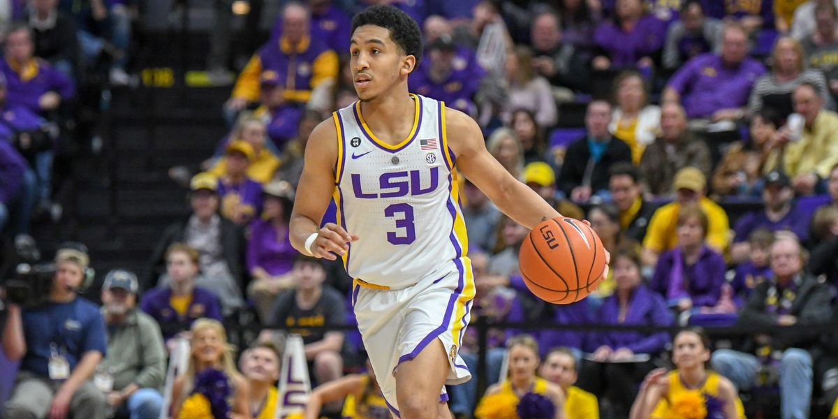 Former LSU guard Tremont Waters named G League Rookie of the Year