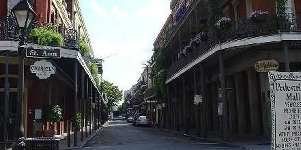 French Quarter security tax sent to Oct. 24 ballot