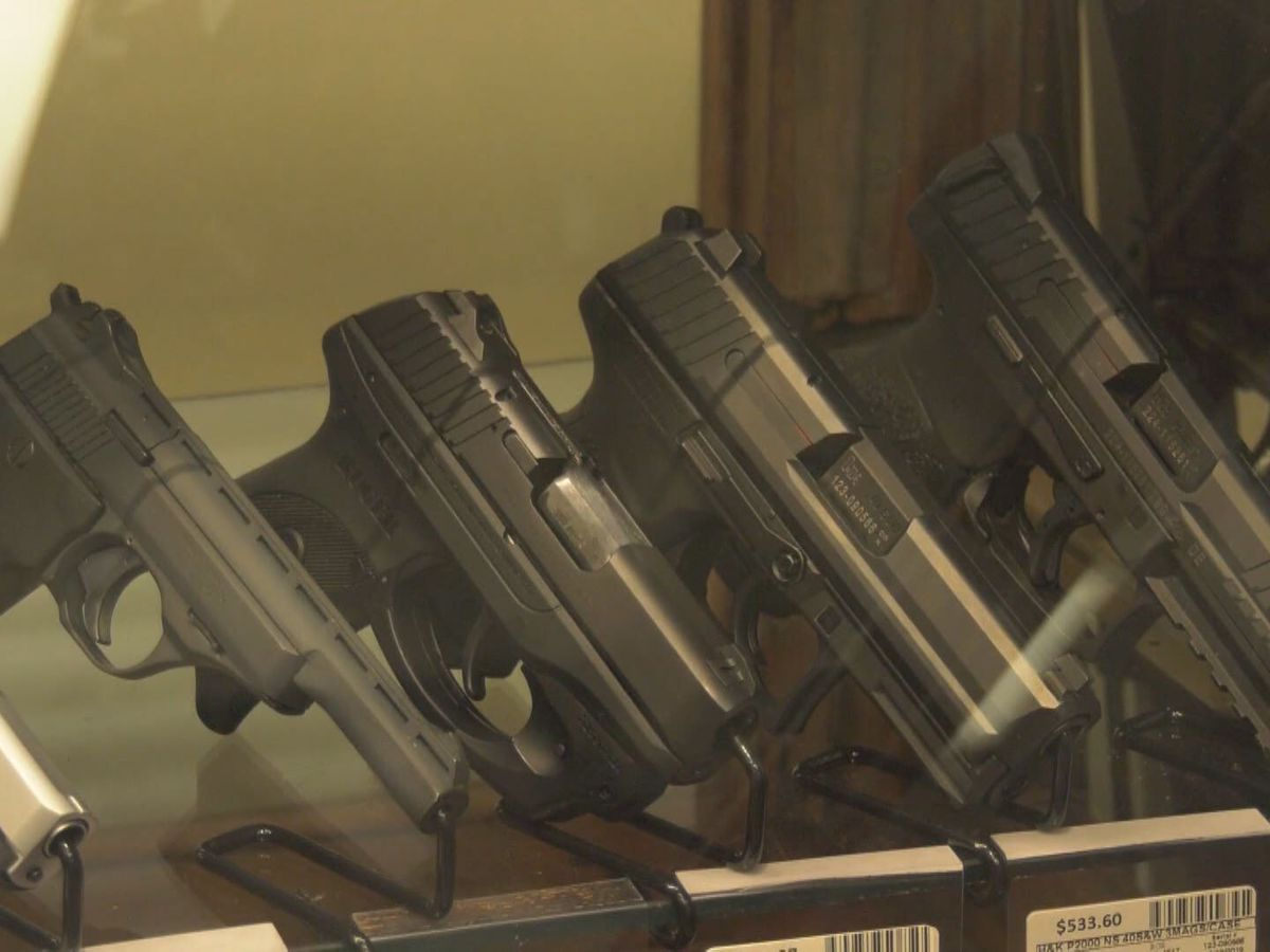 Louisiana Senate votes to end concealed carry permit mandate