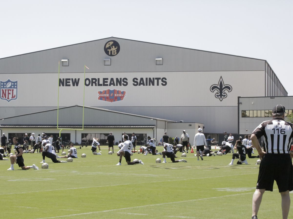 Saints release 2019 training camp schedule, 13 practices open to the public