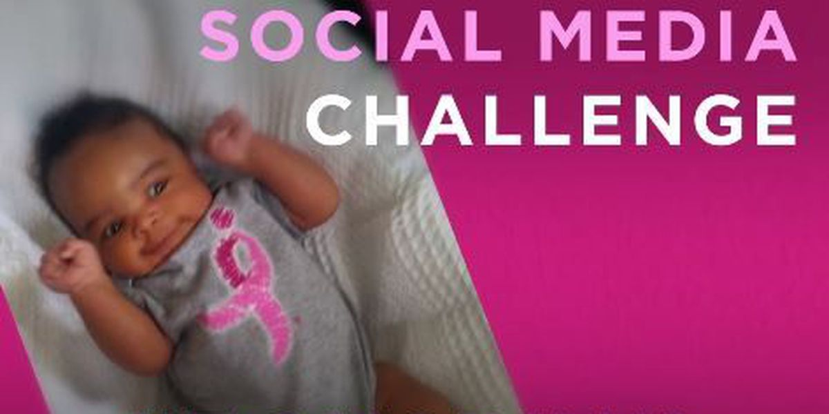 Join the FOX 8 Pink For a Day Social Media Challenge