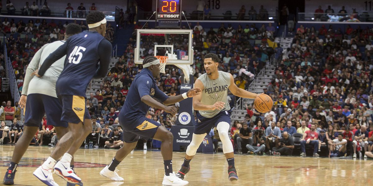 Pelicans exercise fourth-year options on Lonzo Ball and Josh Hart