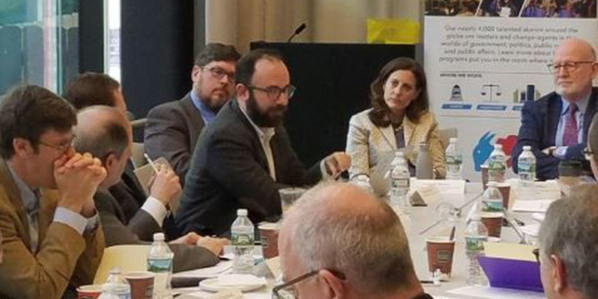 LSU Panel discusses impact of 'fake news'