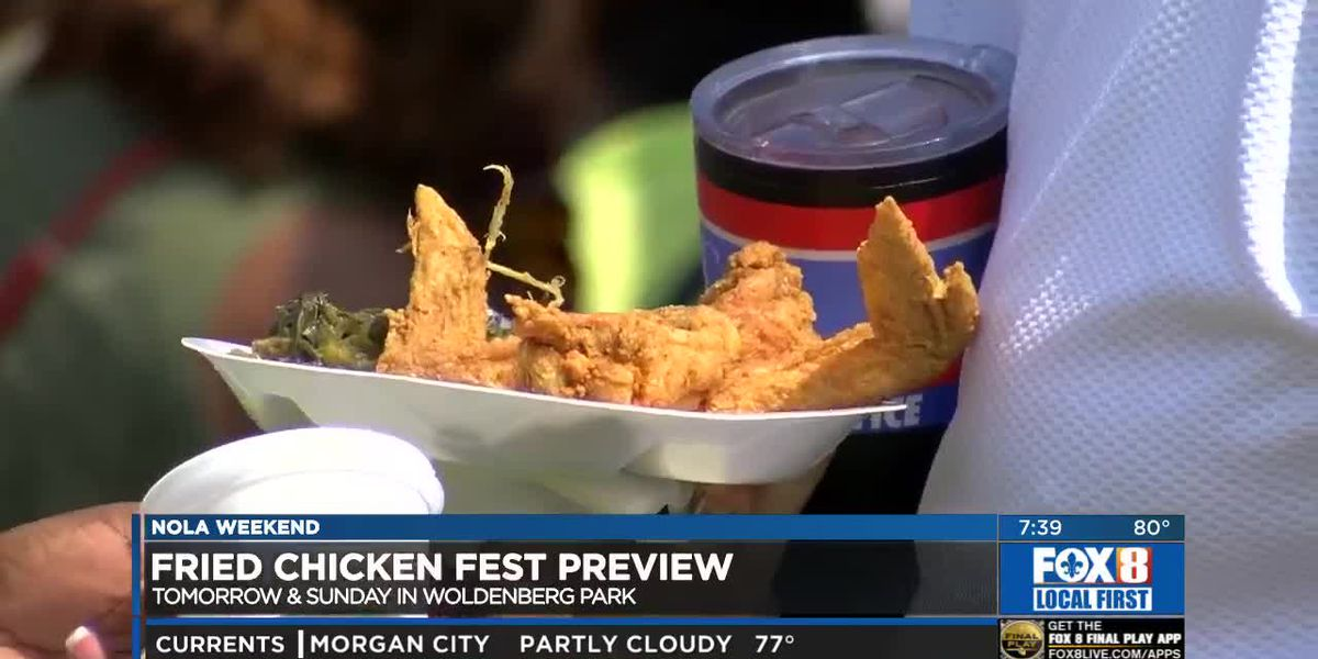 Fried Chicken Fest begins