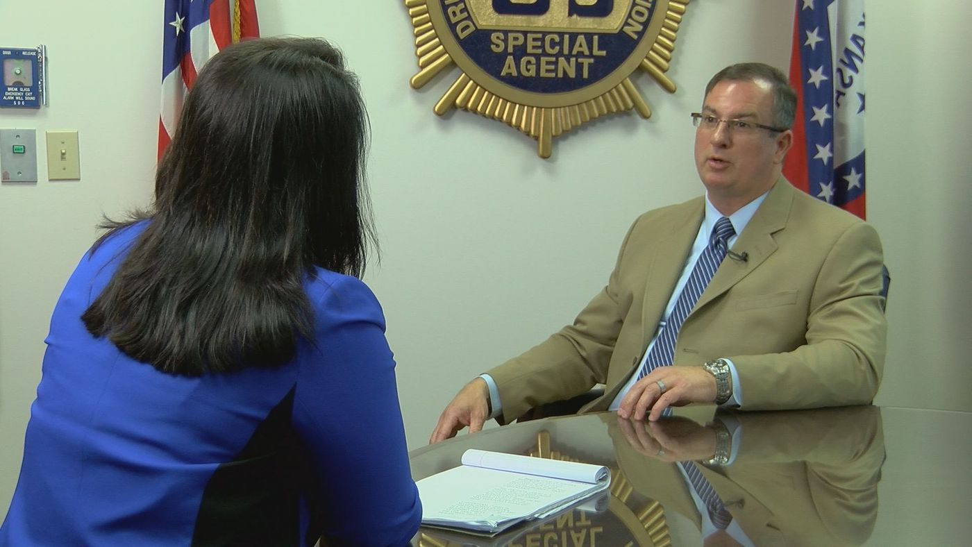 DEA issues warning of new killer drug