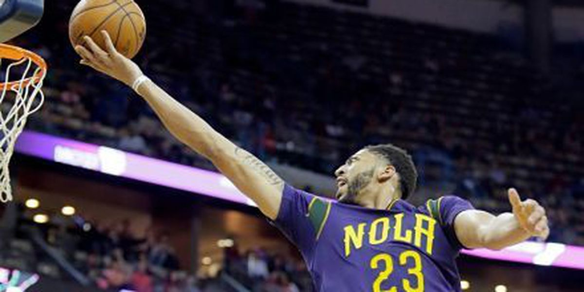Pelicans throttled by Jazz at home