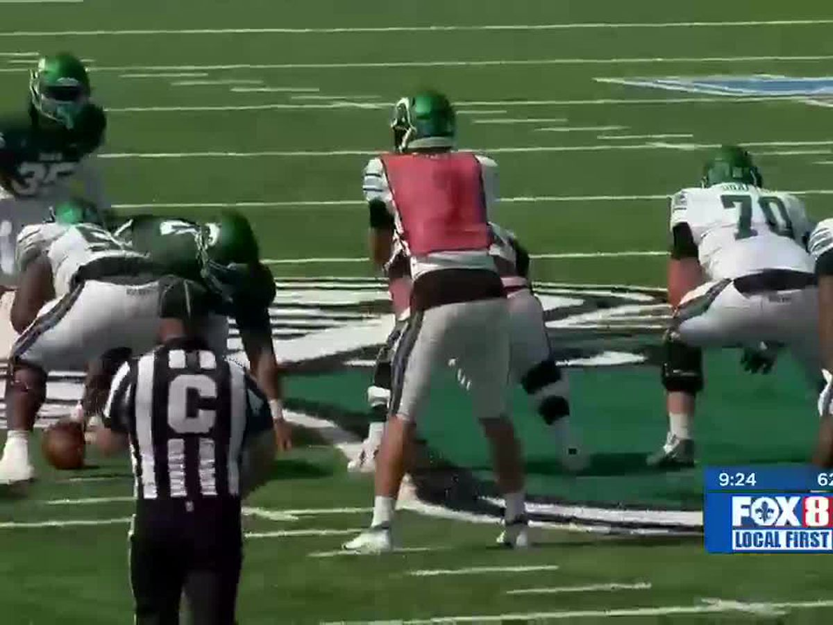 Tulane focuses on pass-heavy offense in 2021