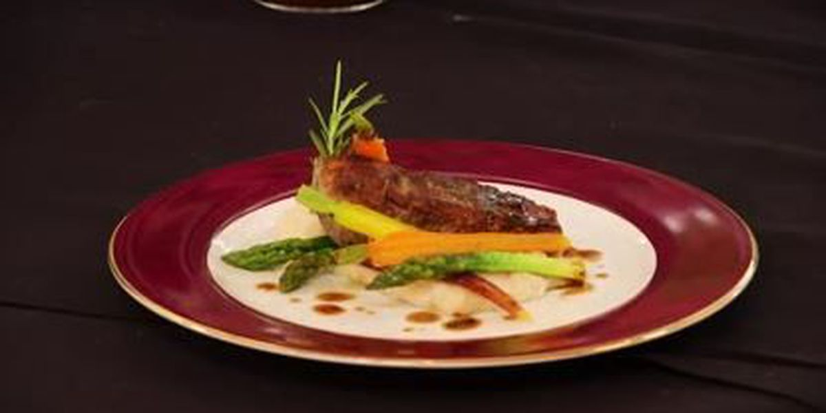 Chef John Folse: Plume de veau