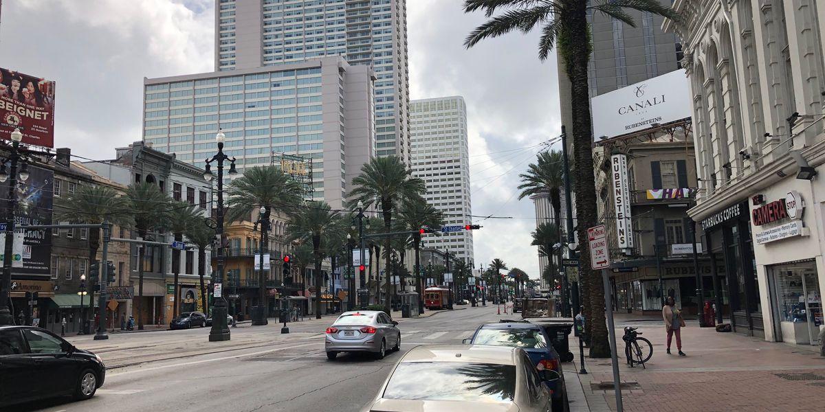 Tourists respond to coronavirus in New Orleans area