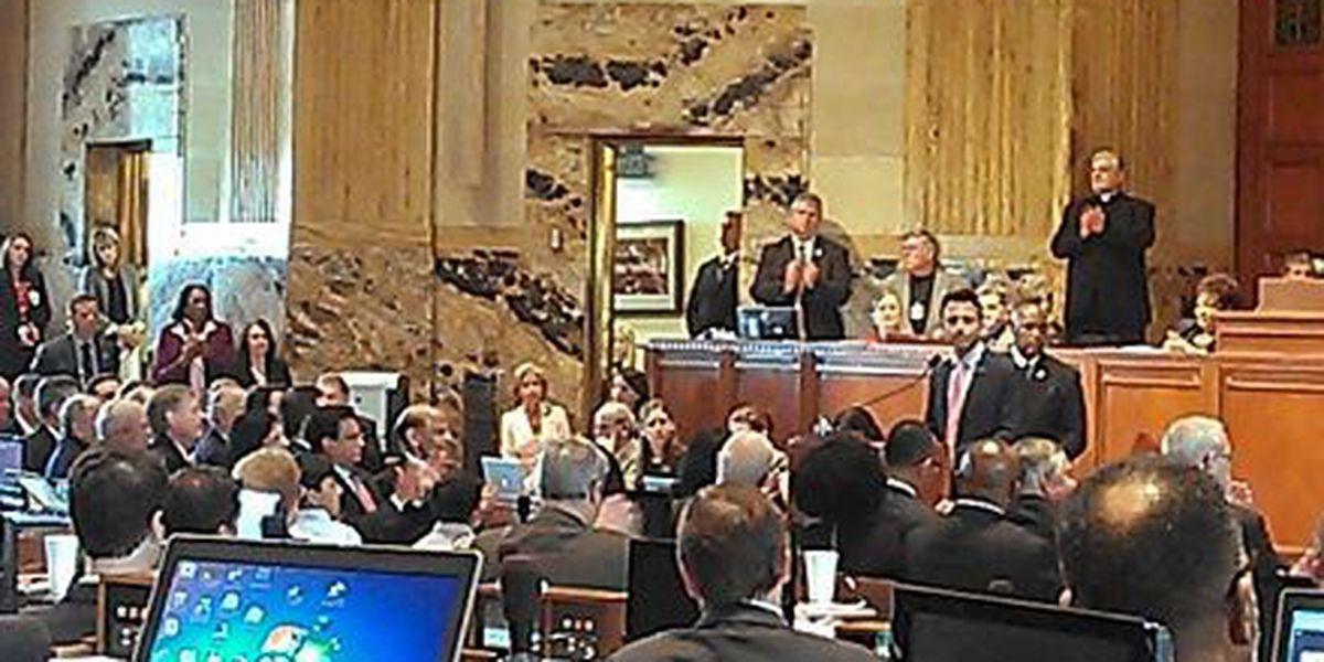 2015 Regular Legislative Session begins