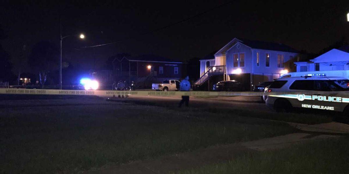 Shooting in Milneburg leaves two men injured