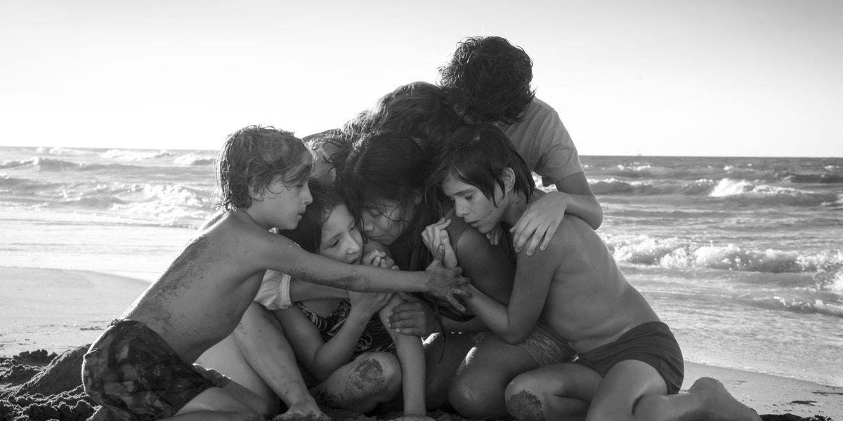 LA Film Critics name 'Roma' best film of the year