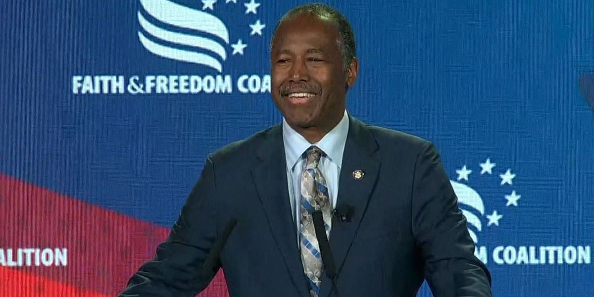 HUD watchdog clears Carson in $31,000 dining set order