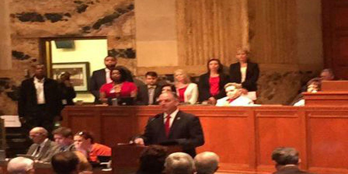 Gov. Edwards urges less partisanship during special session on state budget