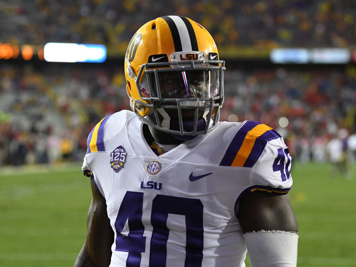 Four LSU players named First-Team All-SEC, one shy of Alabama's five