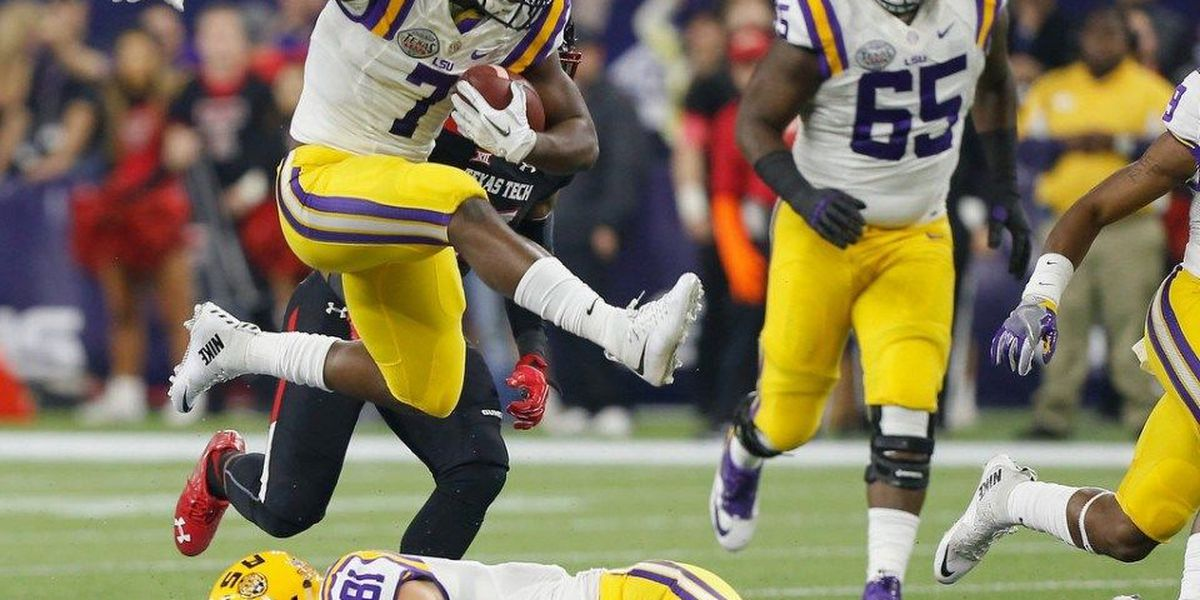 The hype is real with LSU star Leonard Fournette