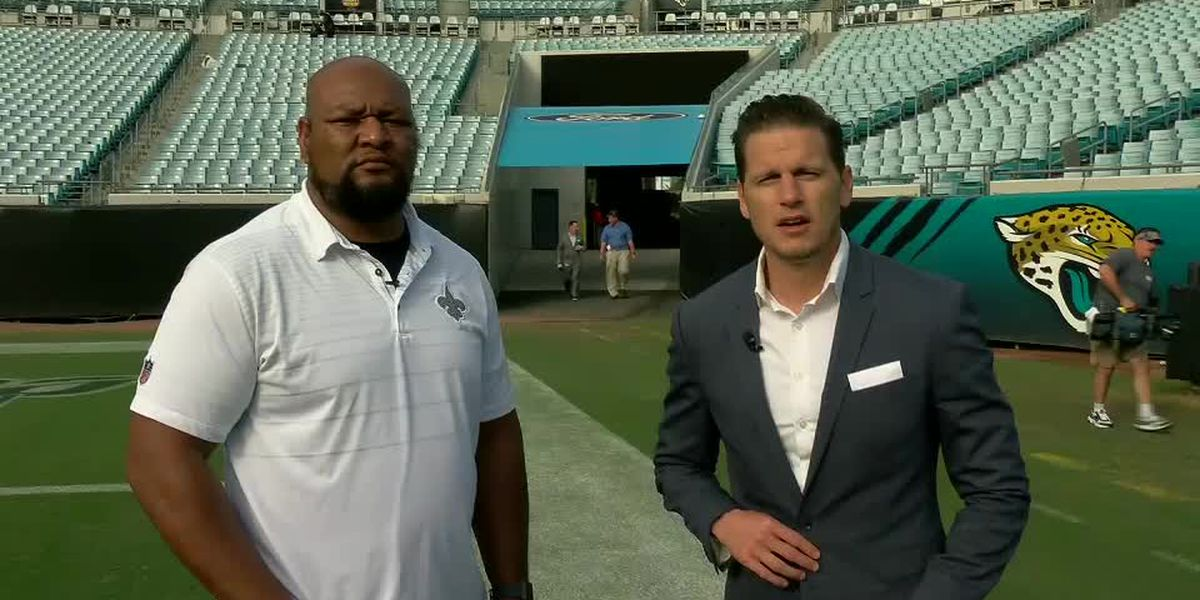 Deuce McAllister and Sean Fazende analyze the Saints win over the Jags