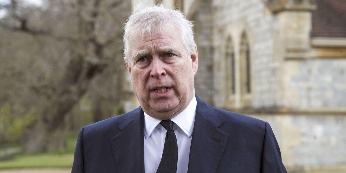 Son says Philip's death has left 'huge void' in queen's life