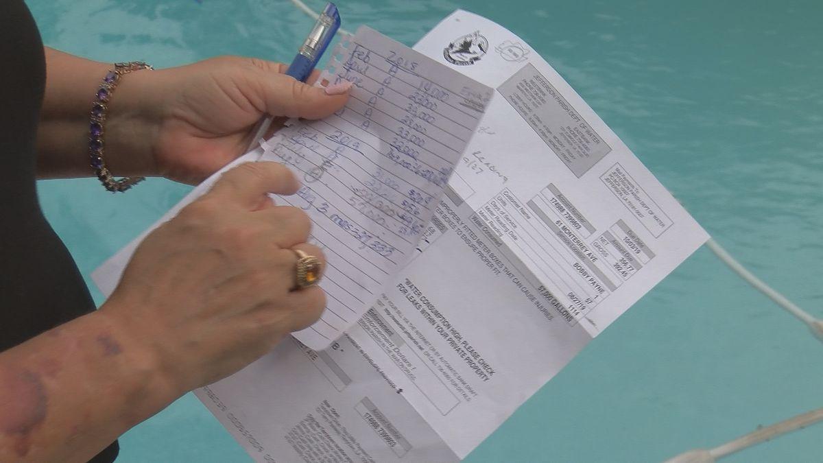 jeff parish water bill