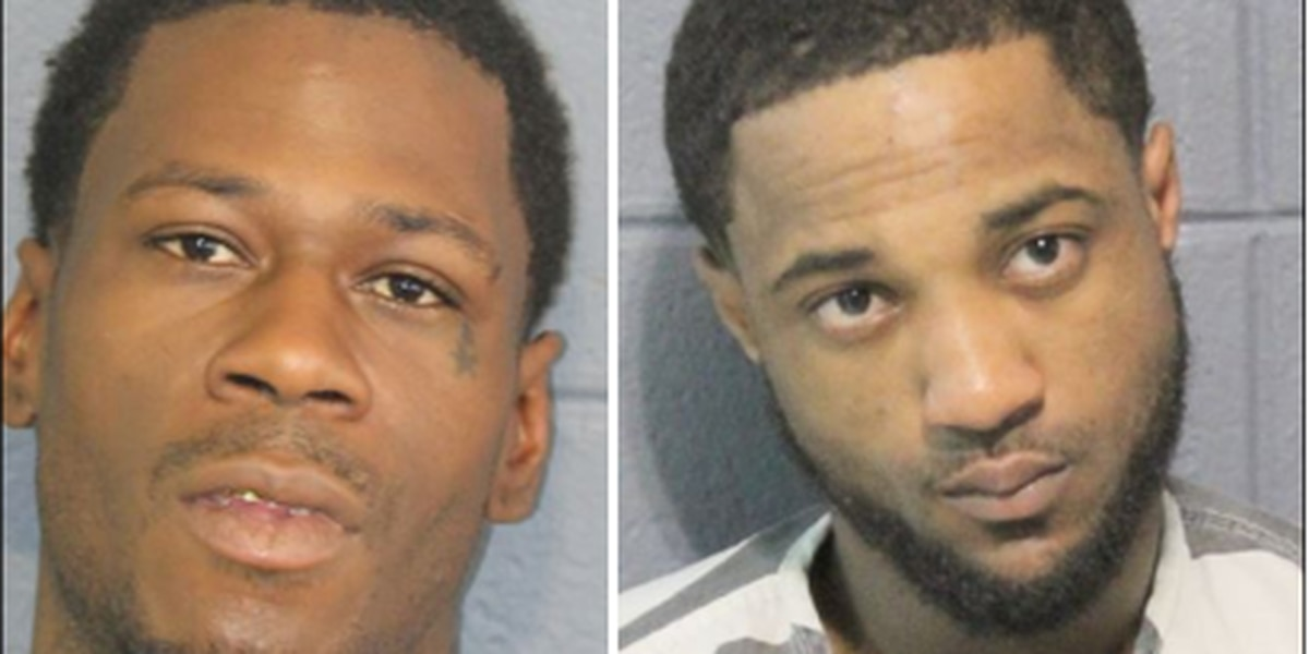 2 men arrested in deadly St. John Parish quadruple shooting